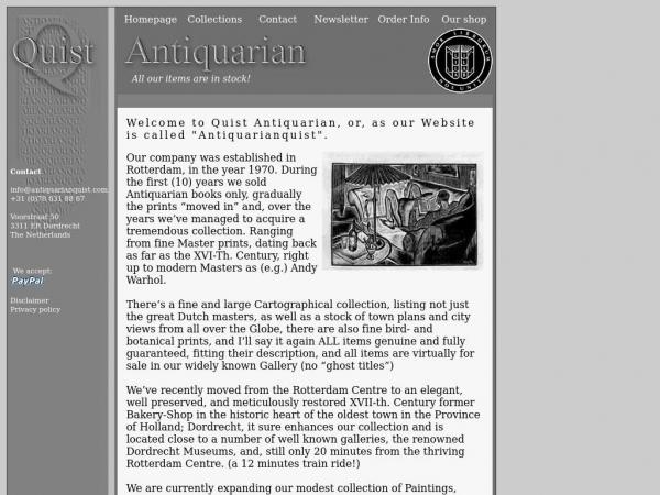 antiquarianquist.com