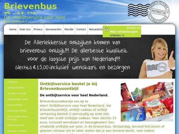 brievenbusontbijt.nl