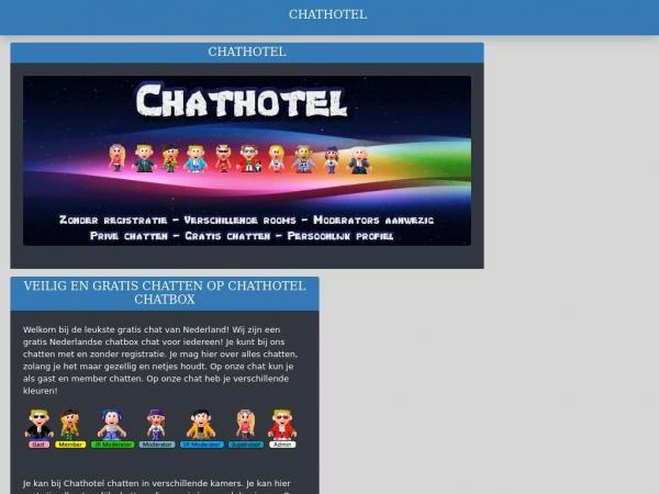 chathotel.nl