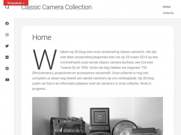 classiccameracollection.net