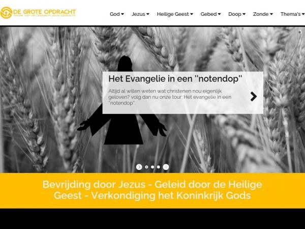 degroteopdracht.nl