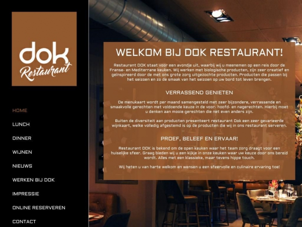 dokrestaurant.nl