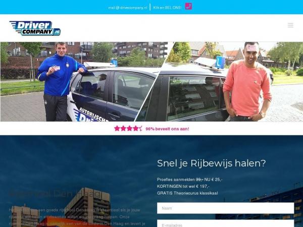 drivercompany.nl