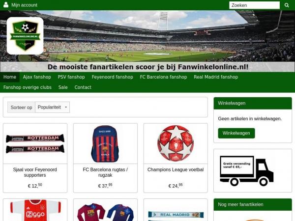 fanwinkelonline.nl