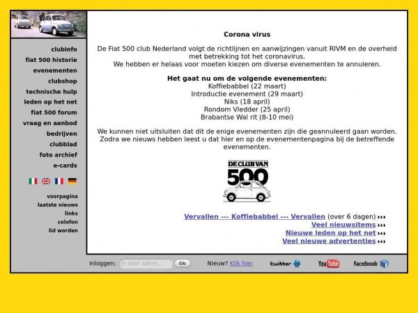 fiat500club.nl