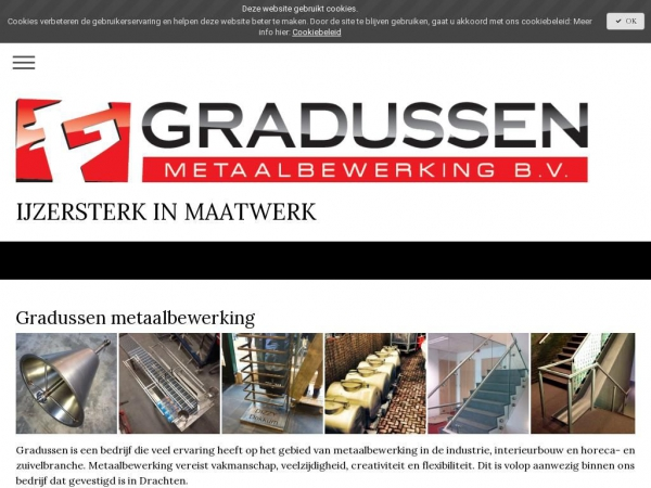 gradussenmetaalbewerking.nl