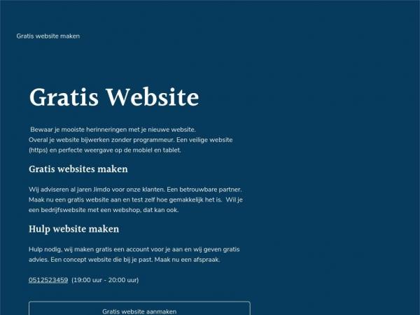 gratiswebsitesmaken.jimdosite.com