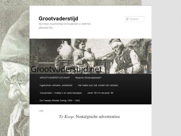 grootvaderstijd.net