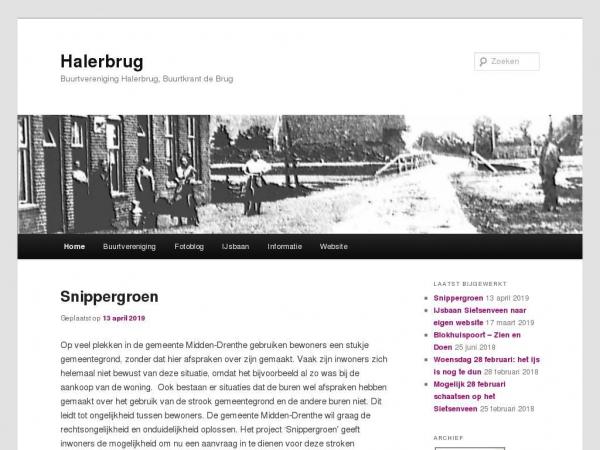 halerbrug.nl