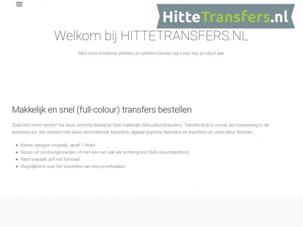 hittetransfers.nl