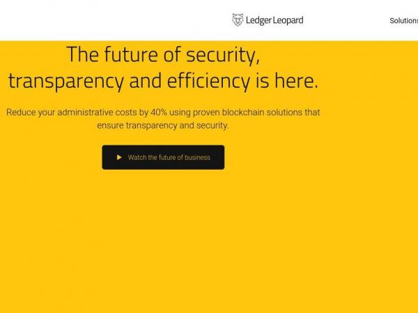 ledgerleopard.com