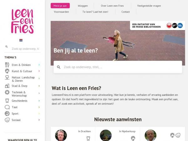 leeneenfries.nl