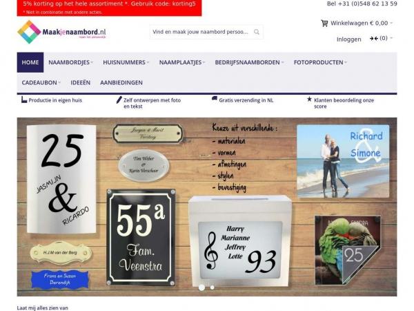 maakjenaambord.nl