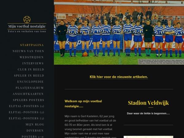 mijnvoetbalnostalgie.nl