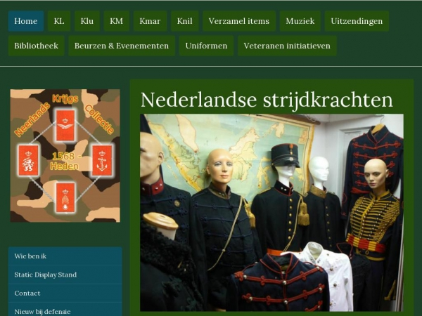 neerlandskrijgscollectie.nl
