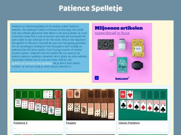 patiencespelletje.nl