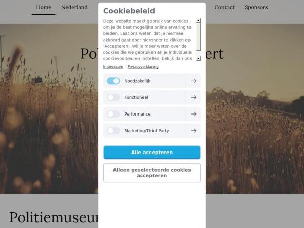 politiemuseumweert.jimdofree.com