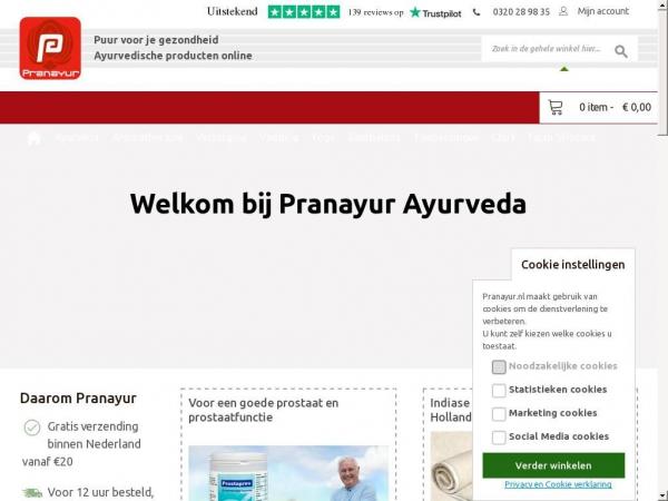pranayur.nl