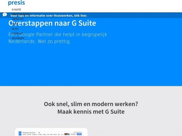 presis.nl