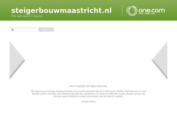 steigerbouwmaastricht.nl