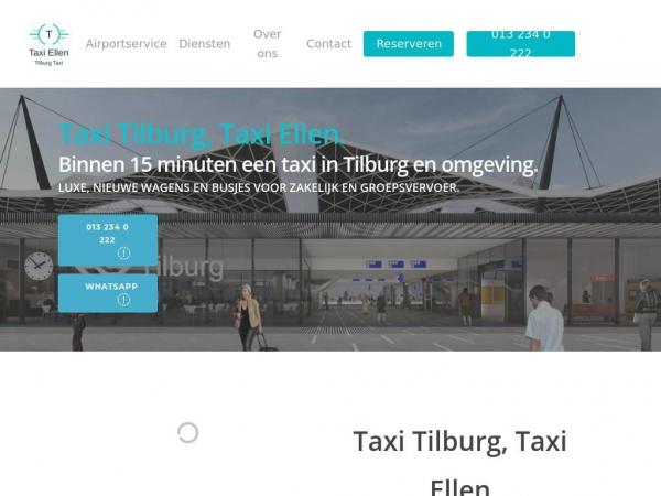taxiellentilburg.nl