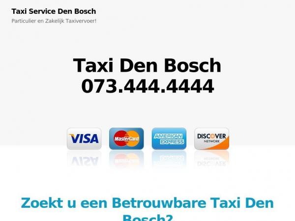 taxiservicedenbosch.nl