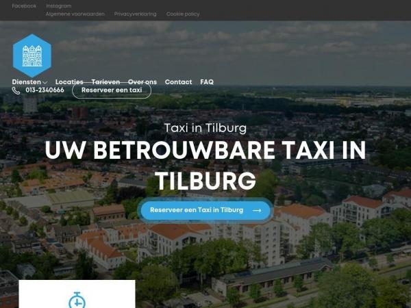 taxitilburg.nl