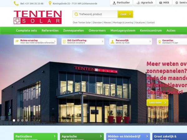 tentensolar.nl