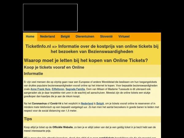 ticketinfo.nl