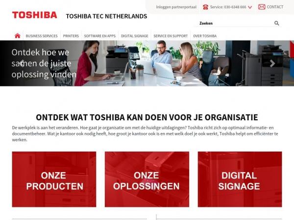toshibatec.nl