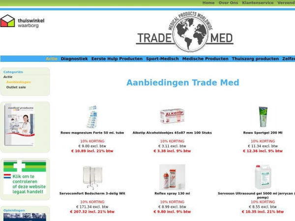 trademed.nl