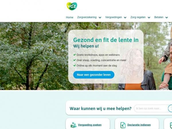 vgz.nl