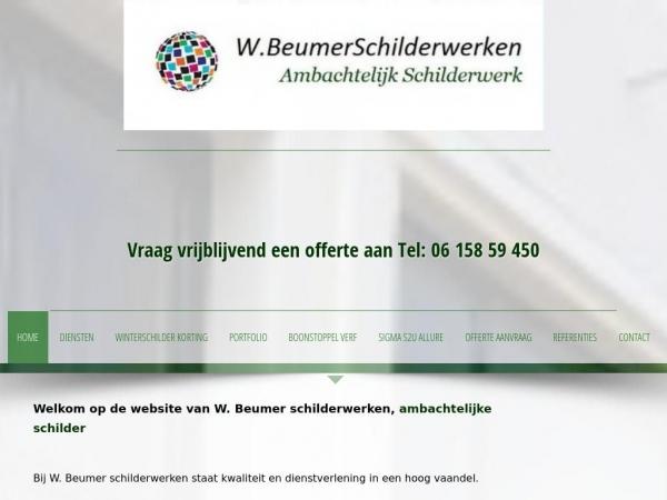 wbeumerschilderwerken.nl