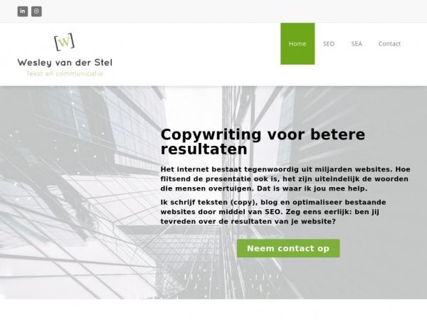 wesleyvanderstel.nl