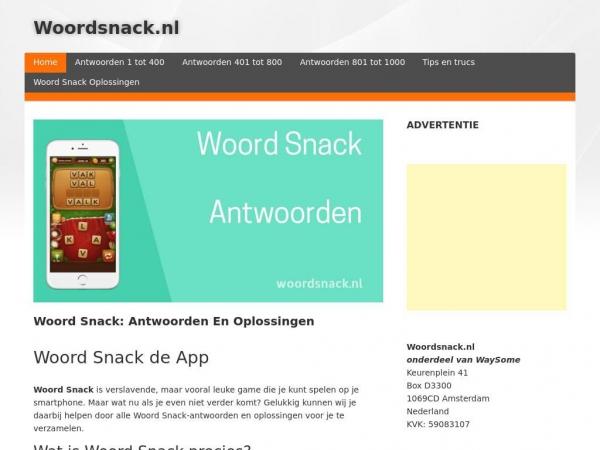 woordsnack.nl
